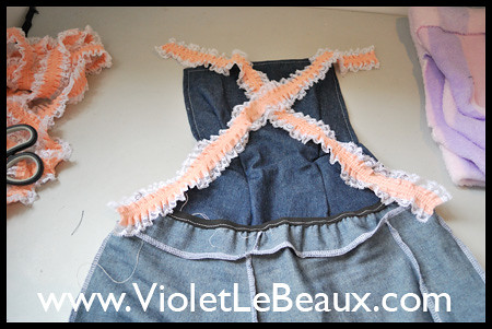 Cute Overalls Tutorial