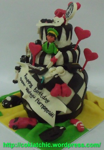 Whimsical Jual Kue Ulang Tahun