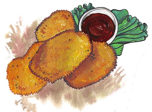 Creamy Crummy Croquettes