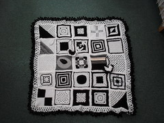 Thanks to al who have contributed Squares for this Challenge. 'Please add note' if you see your Square! Thank You! 'Licorice Dreams'.