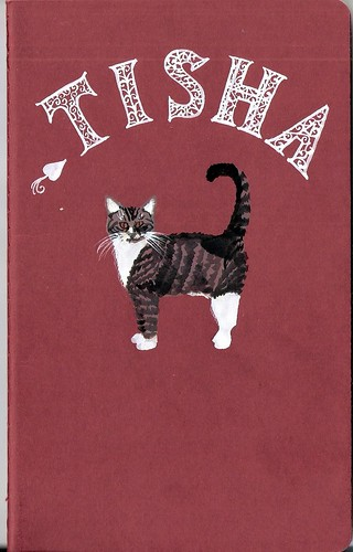 Tisha sketchbook