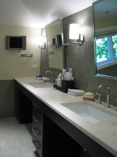 overall, lighting, mirrors, vanity, houzz, by becker architetcts limited