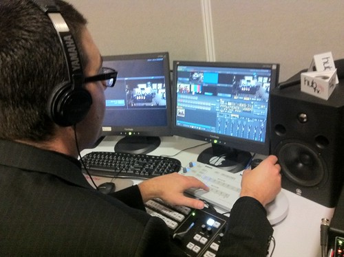 TriCaster powers Yamaha live webcasts from NAMM 2011
