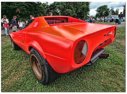 Lancia Stratos HF Prototipo.