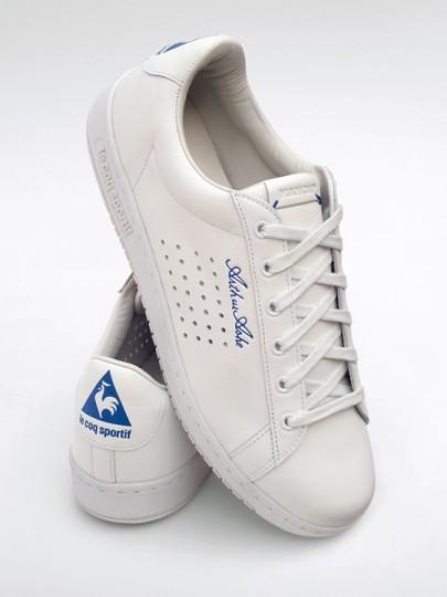 "Le Coq Sportif x Hanon ""Arthur Ashe"" Sneakers"