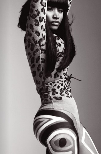 Nicki Minaj V Magazine 4