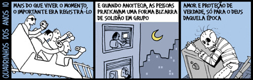 Quadrinhos dos anos 10, André Dahmer