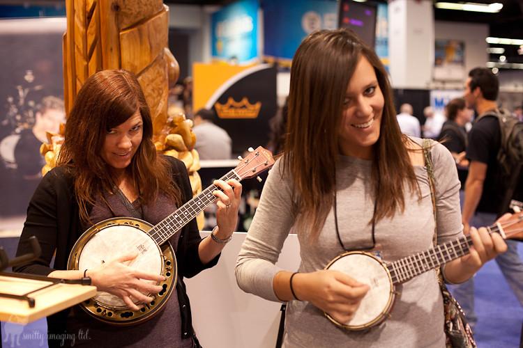 Banjo Ukes