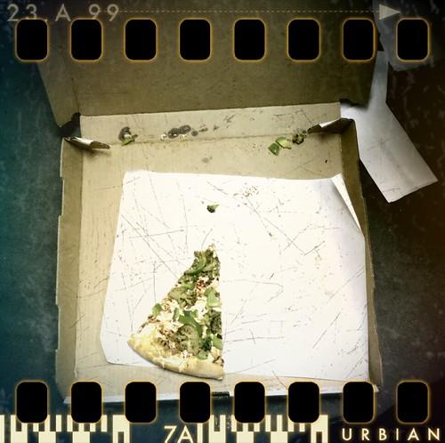 016/365 2011 - Dinner @ WKDU