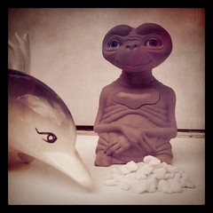 E.T. with Dolphin