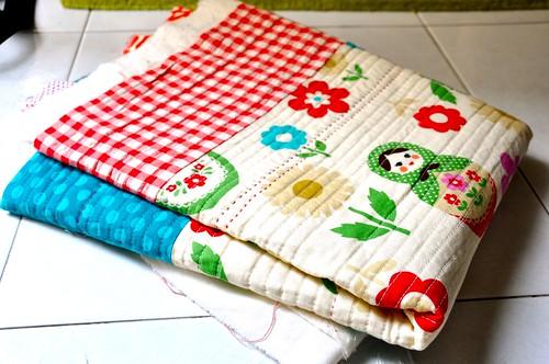 Matryoshka quilt