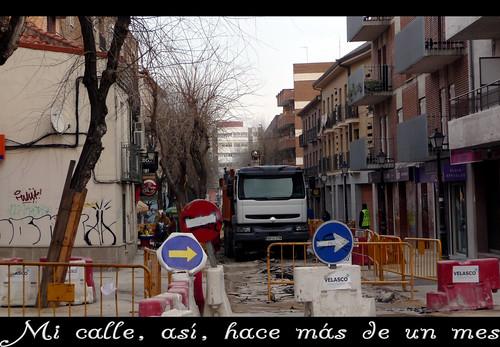 Calle principal o Calle Grande