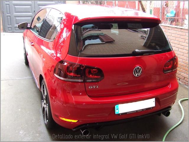 Detallado exterior VW Golf GTI mkVI-01