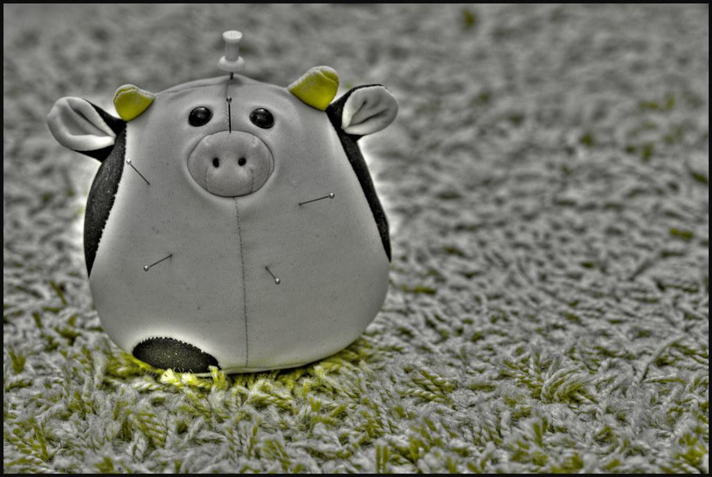 Voodoo Cow