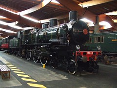 230D.9 (hugh llewelyn) Tags: french steam locomotives 3521 alltypesoftransport railweays