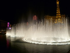 Bellagio Fountains, Vegas