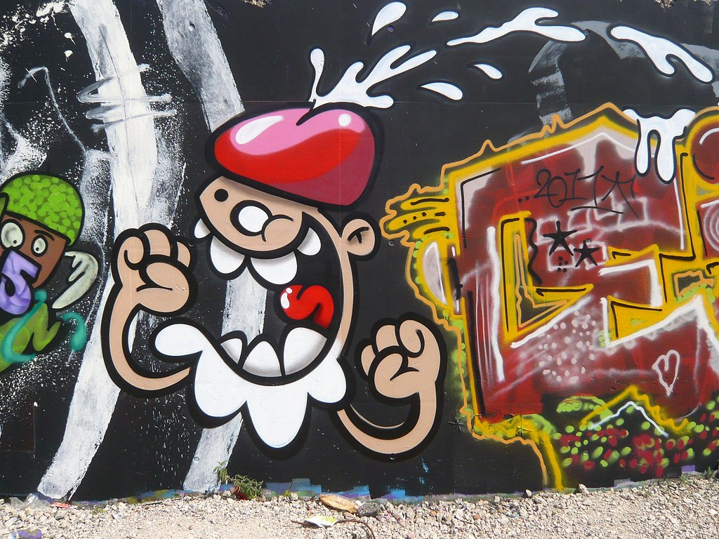 Graffiti wall utrecht - Graffiti Utrecht Kbtr Oerendhard1 Tags Urban Streetart Art Netherlands Wall Painting Penis