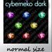 neurotika eyes - cyberneko dark 01