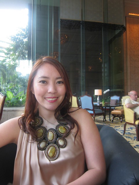 Shangri La Afternoon Tea (1)
