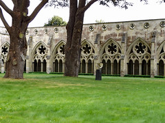 Salisbury Cathedral grounds 2016 (Sweet Mango 1965) Tags: wiltshire salisbury cathedral 2016 architecture