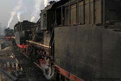 I_B_IMG_9154 (florian_grupp) Tags: asia china steam train railway railroad fuxin liaoning sy coal mine 282 mikado steamlocomotive locomotive