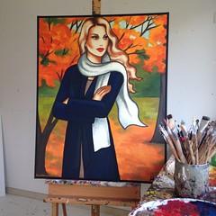 Img_8082 (ekaterina_more_art) Tags: artist art artcollection gallery artgallery artiststudio knsterin skulpturen artobject artobjects malerei redwine wine painting paintings workinprogress