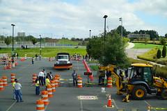 2016 Equipment Rodeo (Arlington County Environmental Services) Tags: water sewer streets watersewerstreets equipment equipmentrodeo rodeo backhoe bobcat snowplow snow plow meter main break