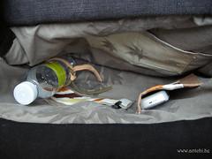 sac big size détail poches et intérieur