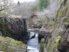 Bracklinn Falls 037 (lairig4) Tags: bridge walking scotland footbridge perthshire gorge trossachs callander bracklinnfalls keltiewater