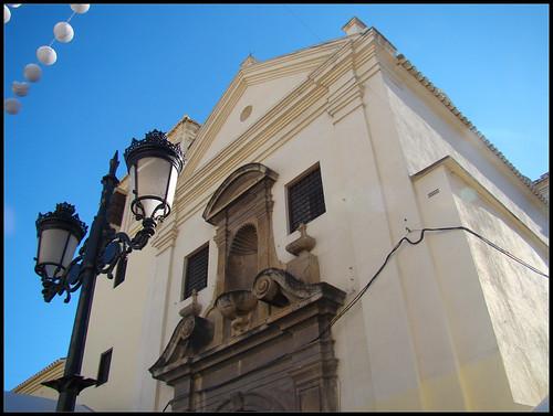 Monasterio de las Carmelitas Descalzas