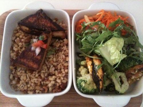 31 rue de Paradis: Bento tofu