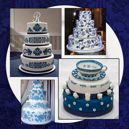 I do it yourself blue willow cake ideas blue willow cake ideas solutioingenieria Choice Image
