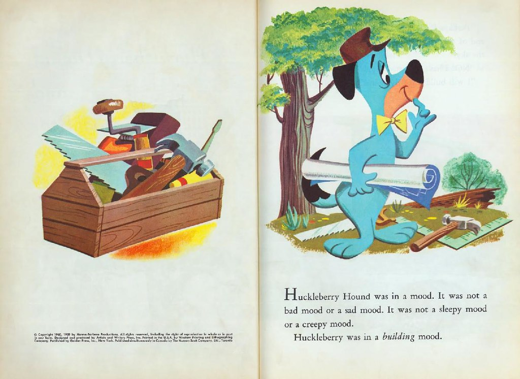 Huckleberry Hound & Yogi Bear003