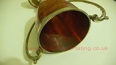 Antique Trophy b (PureGoldPlating) Tags: silverplated holloware antiquesilverware silverplating silverplatedtrophy antiquesilverrestoration