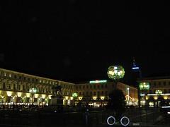 Piazza San Carlo (deliolith) Tags: italy torino downtown turin piazzasancarlo