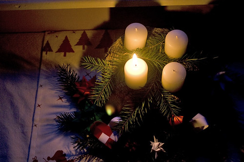 first light of advent
