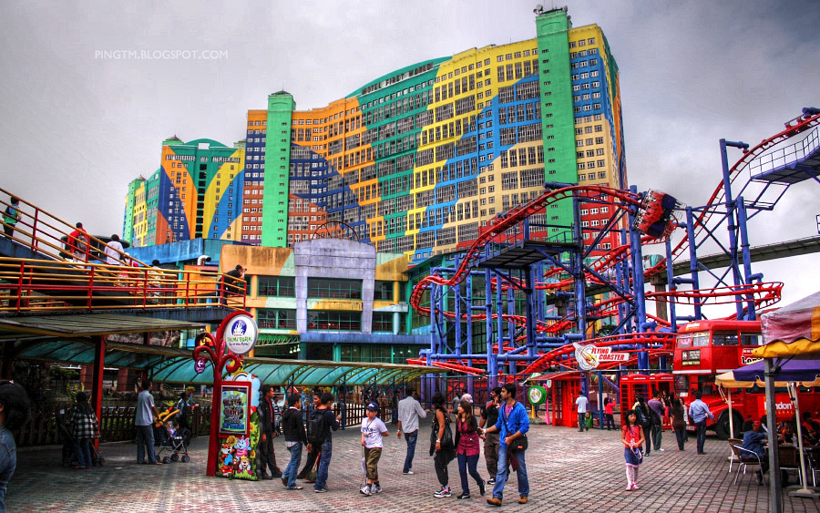 Genting HDR