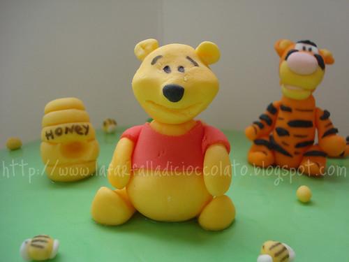Torta Wnnie the Pooh