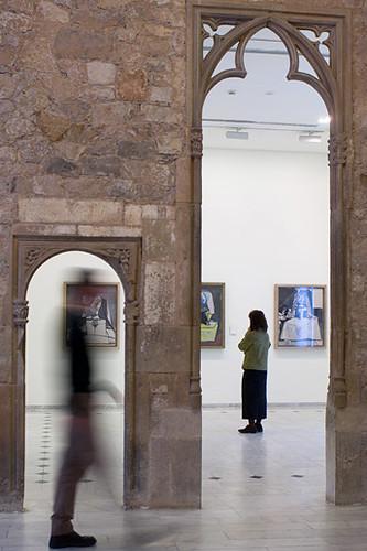 Museu Picasso - Meninas