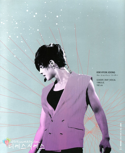 SS501 (Kim Hyun Joong) 1st Asia Tour Persona Concert Making Story Photobook and DVD (Seoul)