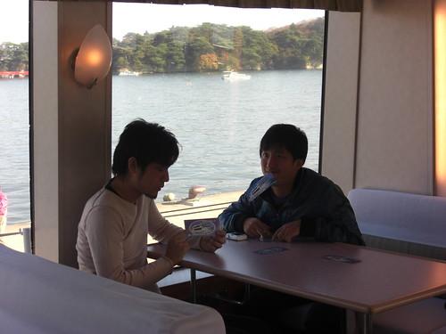 松島船内02