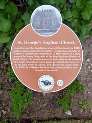 Photo of Orange plaque number 5106