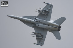 166923 - Boeing Military Aircraft - Boeing FA-18F Super Hornet - 100717 - Fairford - Steven Gray - IMG_7595