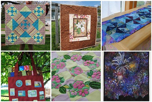 Quilties Creations for Season 1 & Preseason of Project QUILTING