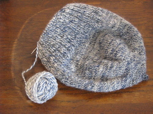 Hat from our wool