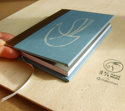 100 percent Hand Made Journal by lindanihan