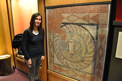 A Roman Mosaic Preserved