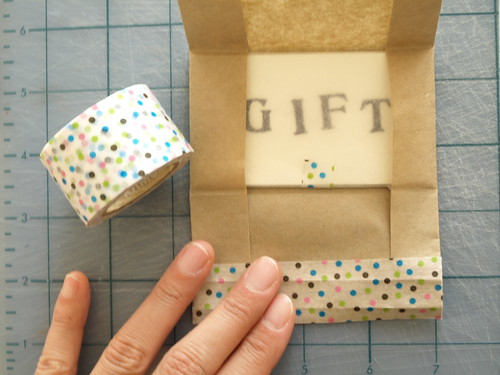 gift card wrapping