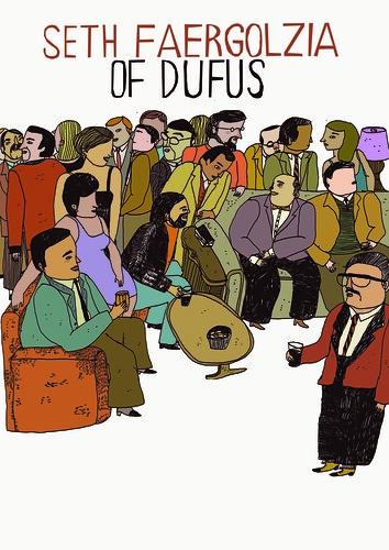 Seth Faergolzia of Dufus Tour Dates December 2010
