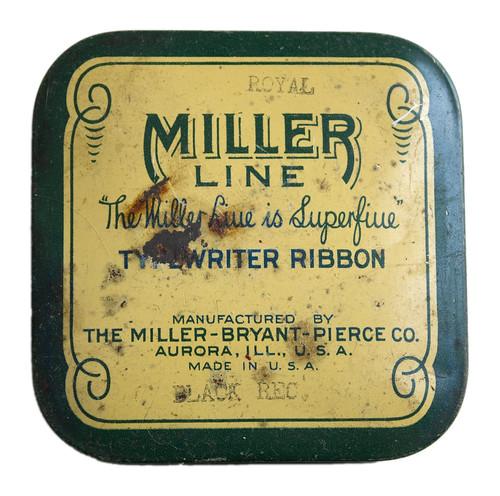 Farbbanddose MILLER LINE